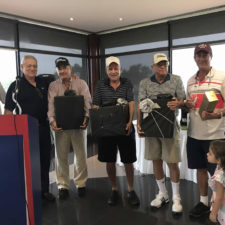 Convivio Cardoze y Tapia celebran sus cumpleaños en el Club de Golf de Panamá