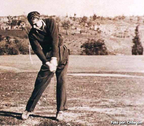 Eduardo Costabal Zegers (cortesía Federación Chilena de Golf)