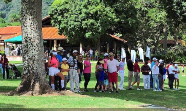 Crece la cosecha del golf menor con torneos FVG