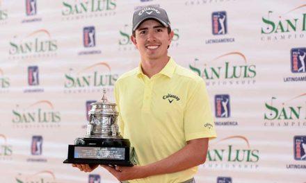 Echavarría gana el San Luis Championship y es el nuevo número uno del Tour