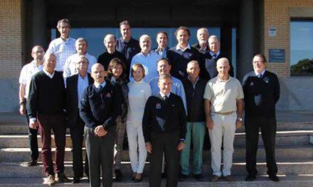 El Comité Técnico de Reglas imparte los Niveles 1 y 2 de enseñanza de las nuevas Reglas de Golf para 2019