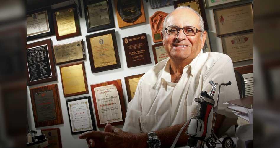 Fallece el Dr Rafael Sotos Matos