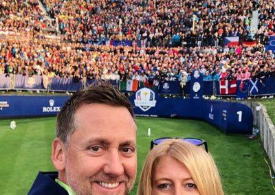 Galería de selfies del Golf Mundial