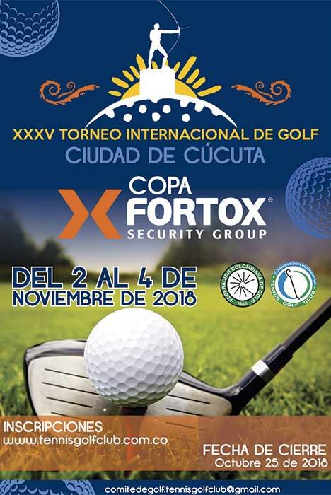 La edición 35 del Torneo 'Ciudad de Cúcuta' en noviembre