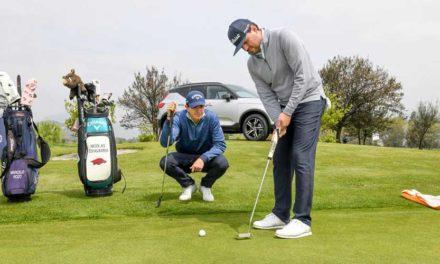 """La explosión de la nueva generación del golf colombiano: """"Nos gusta competir uno contra el otro"""""""