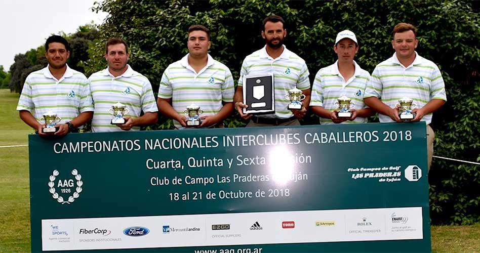 Los Lagartos gana en Cuarta, Praderas en Quinta y Ascochinga en Sexta