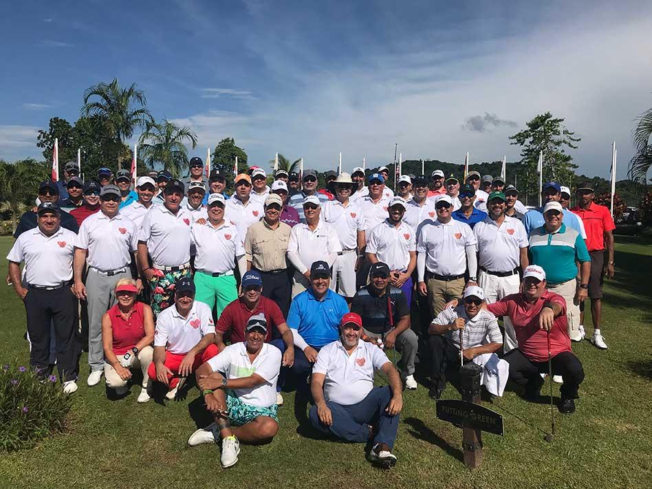 """Panamá realiza Torneo Benéfico de Golf """"Fuerza Sabri"""""""
