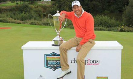 Santiago Luna obtiene en Inglaterra su cuarta victoria en el Staysure Tour