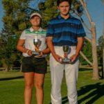 Victoria Passerini en Damas y Guillermo Estivill (h) se quedaron con el Campeonato de la Provincia de Córdoba