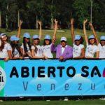 XV Abierto Sambil apoyando el talento nacional de golf