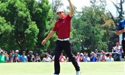 """El éxito de jugar 9 hoyos: """"más rápido, golf más barato"""""""