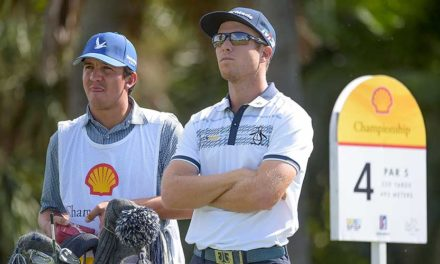 Buttacavoli lidera el Shell Championship