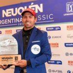 Carranza triunfante en el Neuquén Argentina Classic