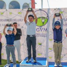 Confianza en la segunda Etapa de la Gira Infantil - Juvenil AGVM 2018 - 2019