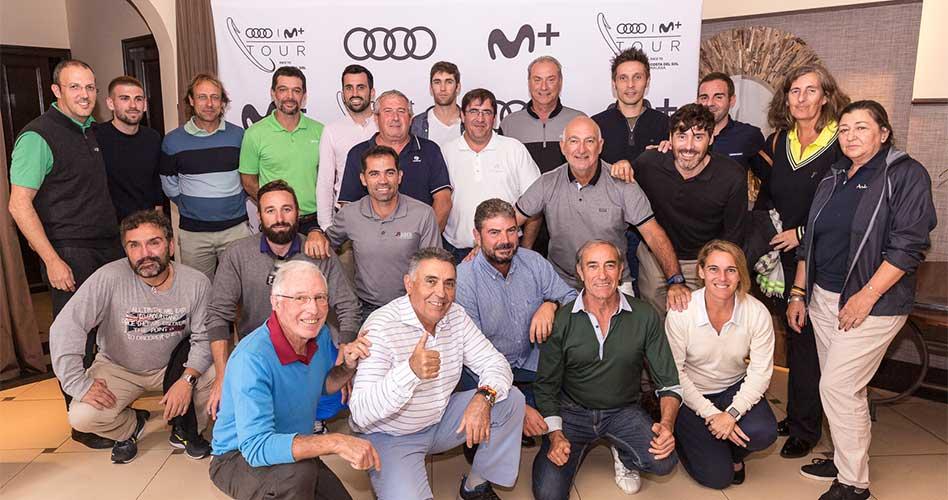 El Audi Movistar+ Tour 2018 proclama a sus 21 finalistas internacionales en Tenerife