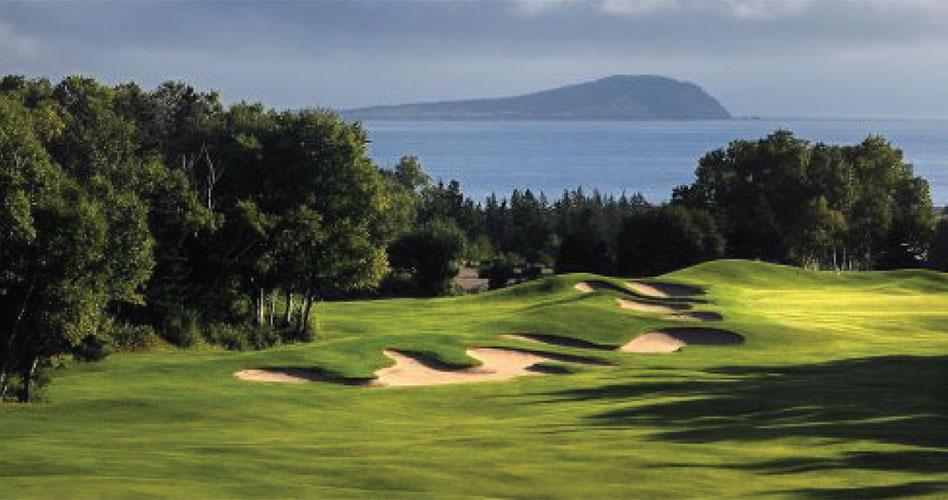 El gigante desconocido destino del golf mundial