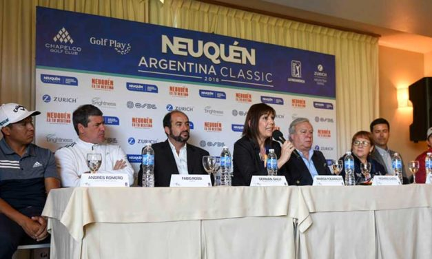 El Neuquén Argentina Classic le abre las puertas de la Patagonia al PGA TOUR LA