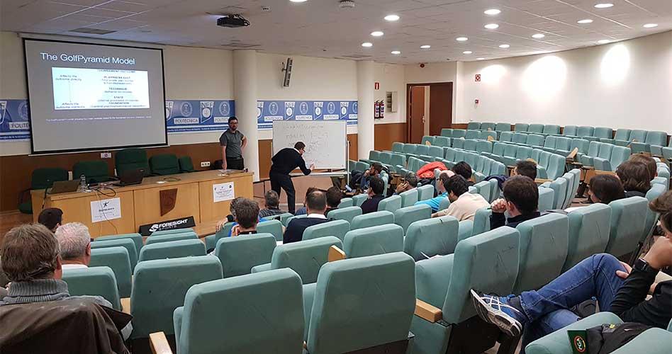 'Entrenamiento de alto rendimiento', a estudio en el VII Seminario Internacional sobre Biomecánica de la PGA