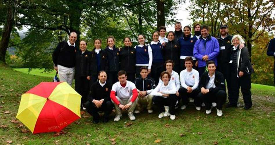 España supera a Francia por 13 a 11 en el Match Internacional Juvenil
