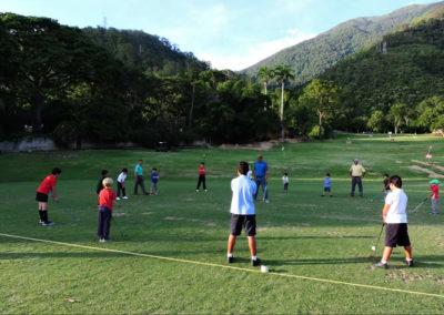 Galería Driving Range del Caracas Country Club