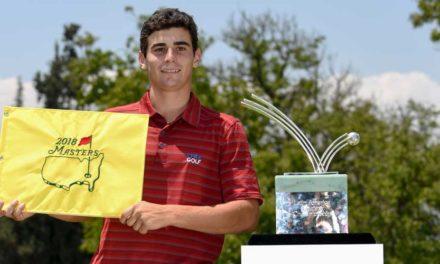 Joaquín Niemann, el campeón del LAAC que brilla en el PGA TOUR