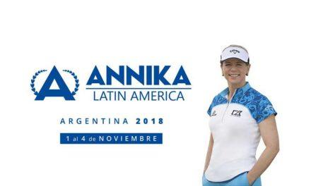 Juveniles sudamericanas dominan el 'field' del Annika Invitational 2018 en Argentina