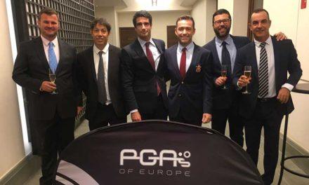 La PGA galardonada con máximo reconocimiento en titulaciones y al Mejor Circuito Nacional Profesional