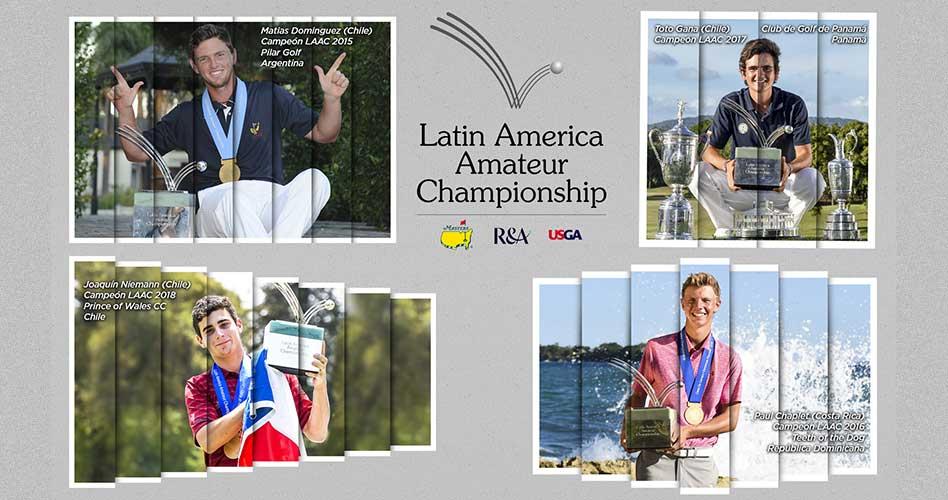 Los números mágicos del Latin America Amateur Championship