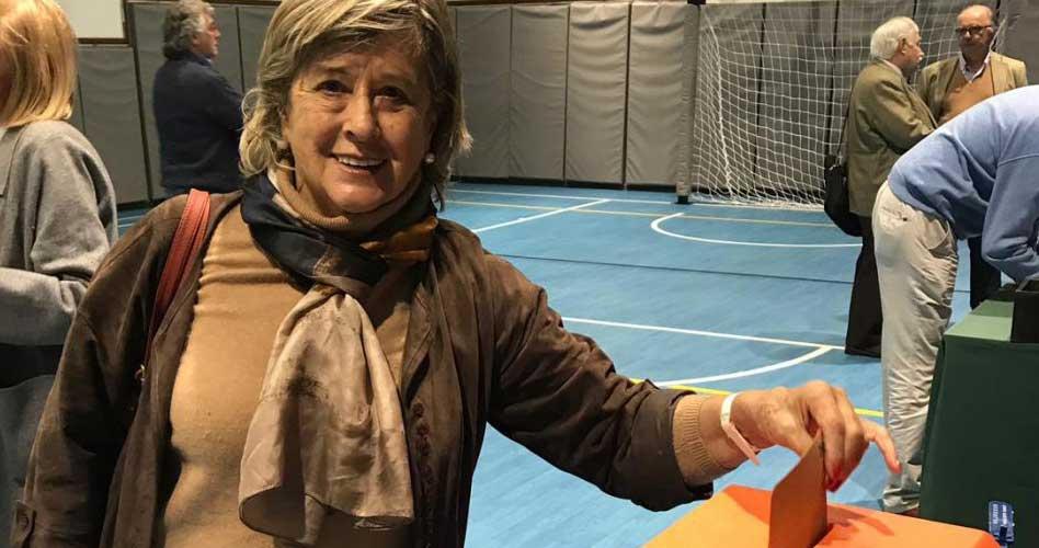 Marta Penadés electa presidenta del Club de Golf del Uruguay por la lista 2022