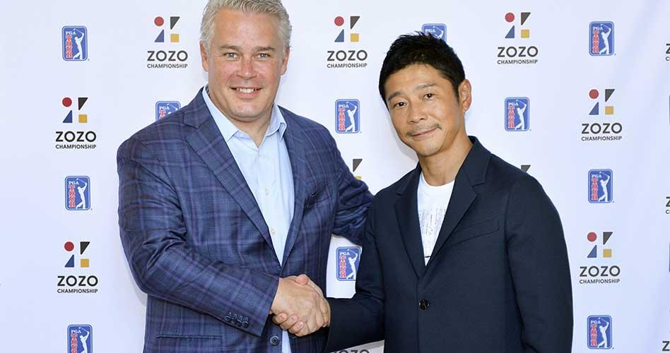PGA TOUR y ZOZO anuncian el primer evento oficial del TOUR en Japón