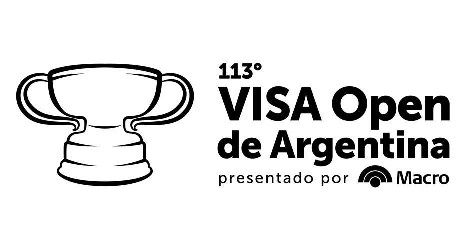 Se lanzó el 113° VISA Open de Argentina presentado por Macro
