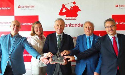 Se presenta el Santander Golf Tour LETAS El Prat