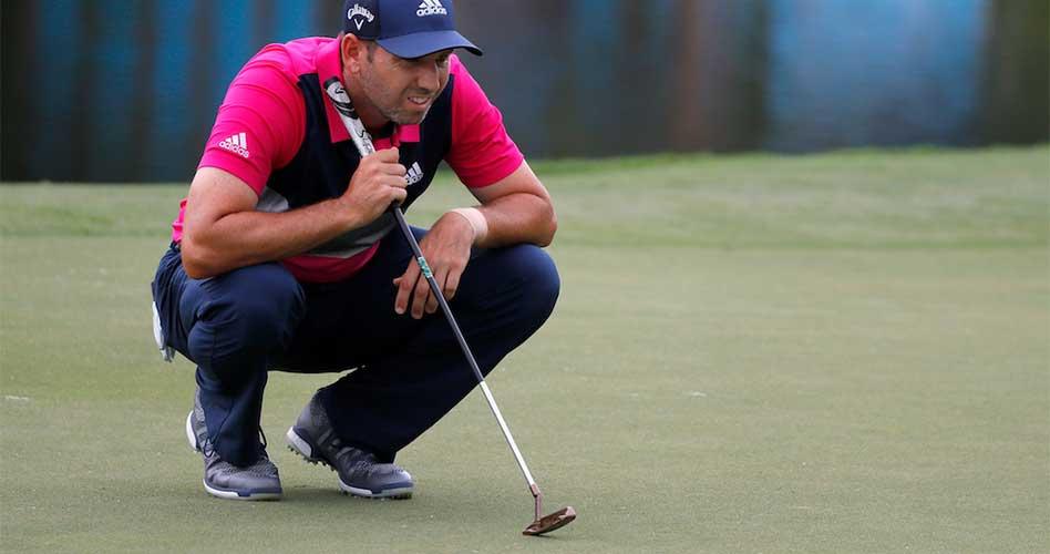 """Un """"renovado"""" Sergio García saca cuatro tiros de ventaja en fantástica ronda inicial en el Nedbank Golf Challenge"""