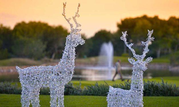 Celebre la Navidad y de la bienvenida al 2019 en Las Colinas Golf & Country Club, un mundo aparte