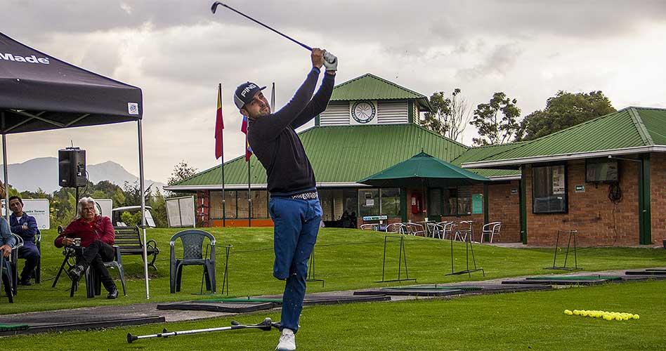El golf adaptado da un nuevo paso en su consolidación en Colombia
