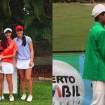 Golf venezolano enseñó su generación de relevo