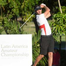 Fernando Barco (PER), es el mejor jugador del Ranking Mundial Amateur en la quinta edición del LAAC y demostró que está para la pelea