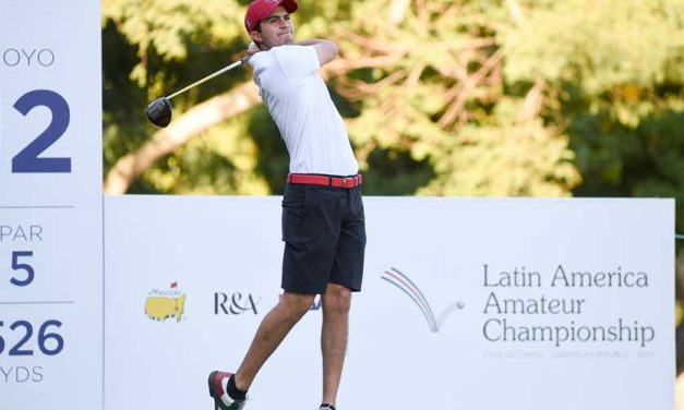 Álvaro Ortiz va por la revancha en el LAAC