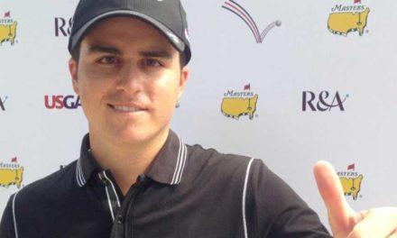 """Jorge """"Pichu"""" García quedó en buena forma para el ataque final"""