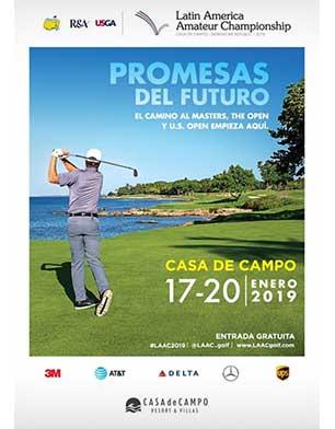 Latin America Amateur Championship 2019, Casa de Campo 1720 de enero