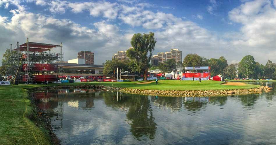 Todo listo para el Country Club de Bogotá Championship