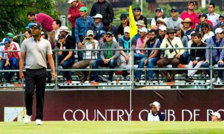 """Todo listo para el """"major de Suramérica"""" en el Country Club de Bogotá"""
