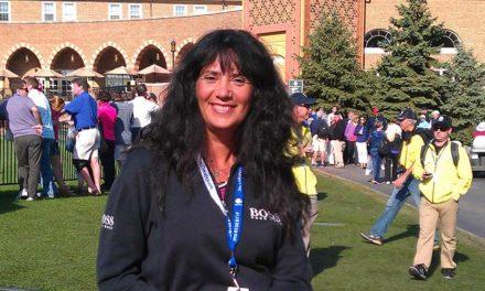 La periodista Isabel Trillo, elegida miembro del Comité de la Asociación de prensa internacional de golf, AGW