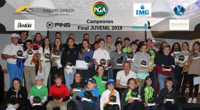 Campeones Final Juvenil
