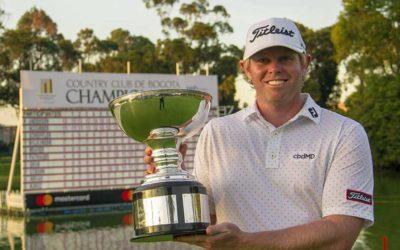 Mark Anderson es el campeón Country Club de Bogotá Championship