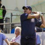 Ricardo Celia es segundo este viernes en el Country Club de Bogotá Championship