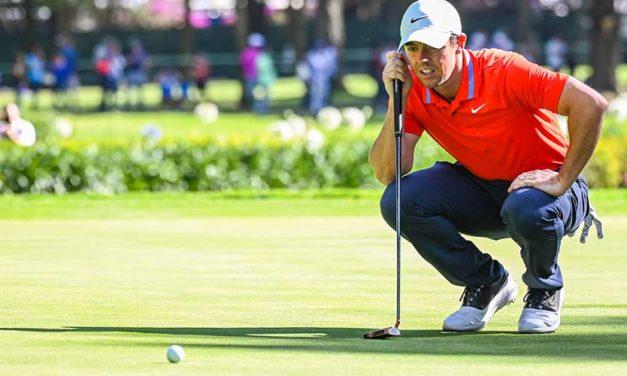 Rory McIlroy marca el paso en inicio del WGC-Mexico Championship