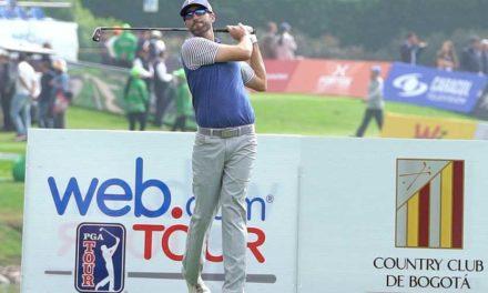 Suspendida la tercera ronda del Country Club de Bogotá Championship