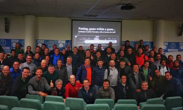 Un centenar de profesionales se dieron cita en el VII Seminario Internacional de Biomecánica que la PGA
