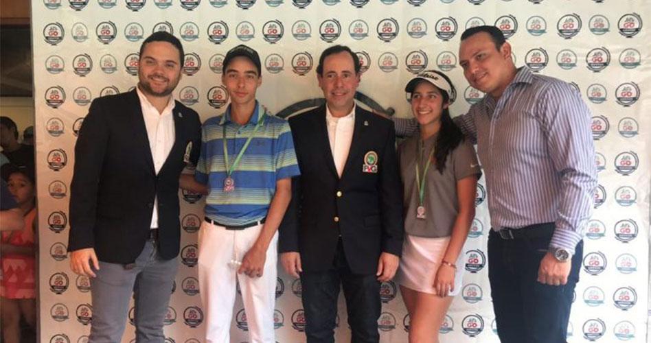 Virgilio Paz y Vanessa Gilly campeones en torneo de FVG